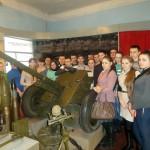 Студенти 23 групи природничо-географічного факультету