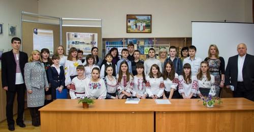 Учасники наукового семінару «Шевченко і географія»