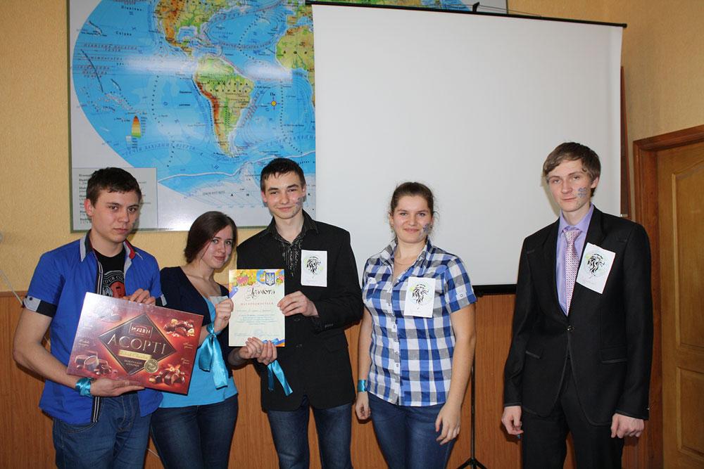 ІІ місце – команда«Цунамі»