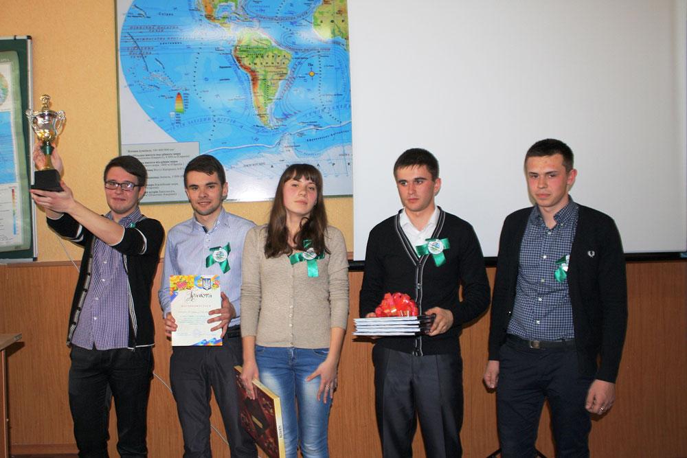 Переможці – команда «3-й меридіан»