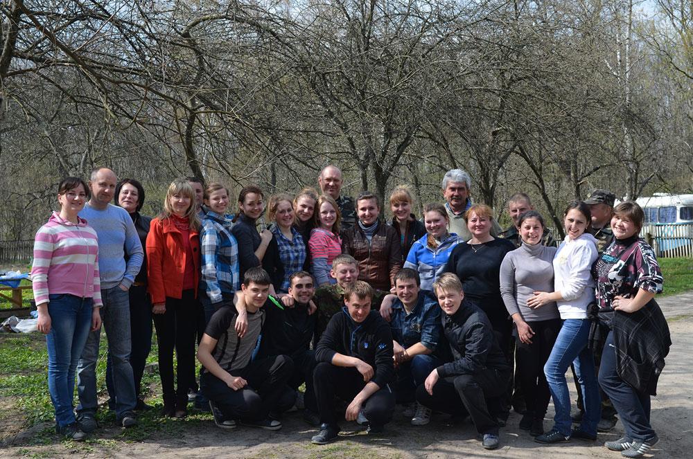 Екологічна акція «Лісам, паркам, скверам – бути чистими»