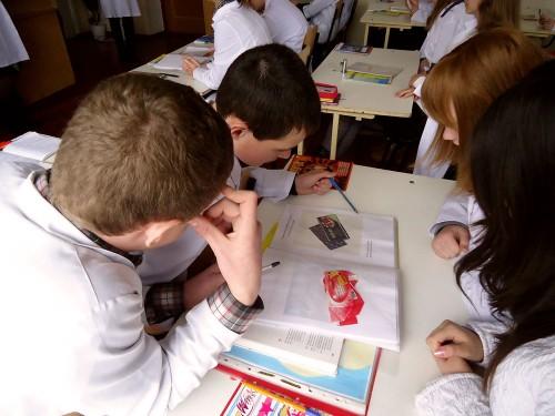 Наукова співпраця зі школою