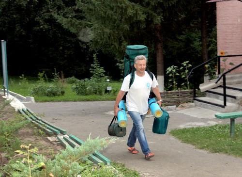 Агробіостанція вітає туристів з Кіровоградщини