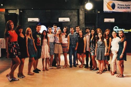 Навчання студентів у літній школі польської мови та культури