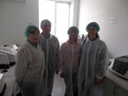 лабораторія хроматографічних досліджень