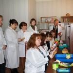 Майстер-клас безпека продуктів харчування